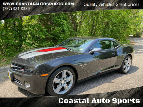 2012 Chevrolet Camaro for sale at Coastal Auto Sports in Chesapeake VA