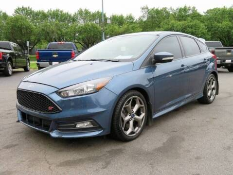 2018 Ford Focus for sale at Low Cost Cars in Circleville OH