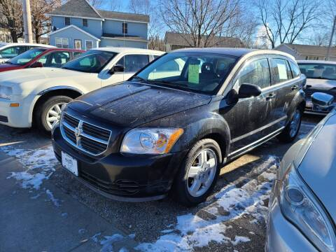 2009 Dodge Caliber for sale at Nelson's Straightline Auto - 23923 Burrows Rd in Independence WI