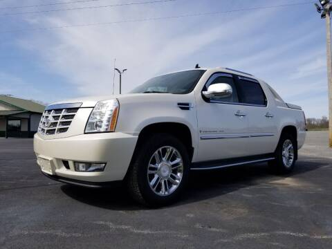 2008 Cadillac Escalade EXT for sale at Ridgeway's Auto Sales in West Frankfort IL