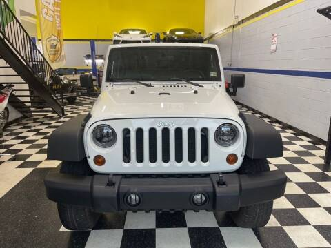2009 Jeep Wrangler for sale at Euro Auto Sport in Chantilly VA