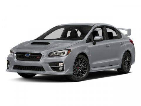 2016 Subaru WRX for sale at Bergey's Buick GMC in Souderton PA