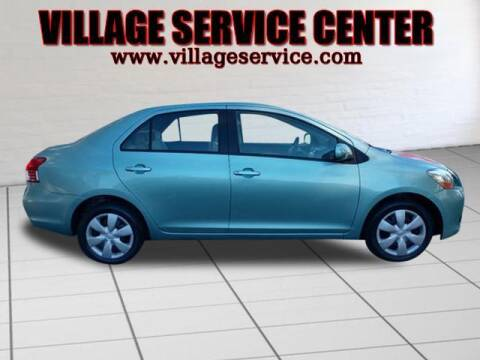 2008 Toyota Yaris for sale at VILLAGE SERVICE CENTER in Penns Creek PA