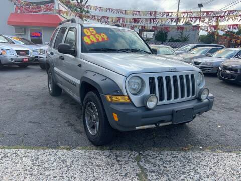 2005 Jeep Liberty for sale at Metro Auto Exchange 2 in Linden NJ