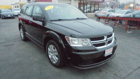 2014 Dodge Journey for sale at Absolute Motors in Hammond IN