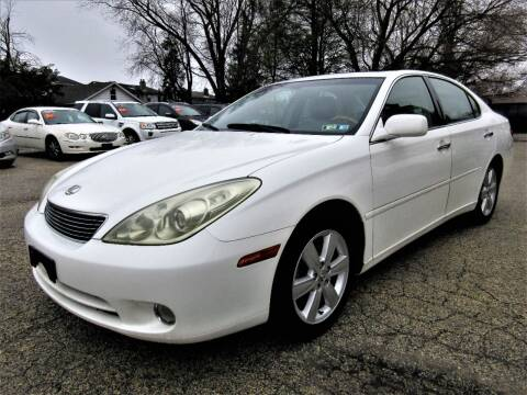 2005 Lexus ES 330 for sale at New Concept Auto Exchange in Glenolden PA