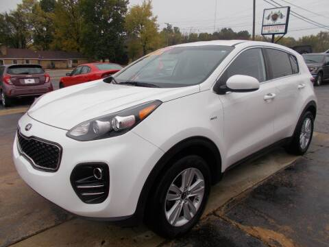 2017 Kia Sportage for sale at High Country Motors in Mountain Home AR