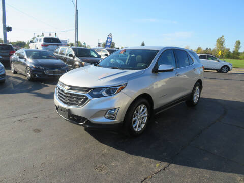 2019 Chevrolet Equinox for sale at A to Z Auto Financing in Waterford MI