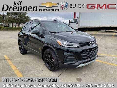 2021 Chevrolet Trax for sale at Jeff Drennen GM Superstore in Zanesville OH