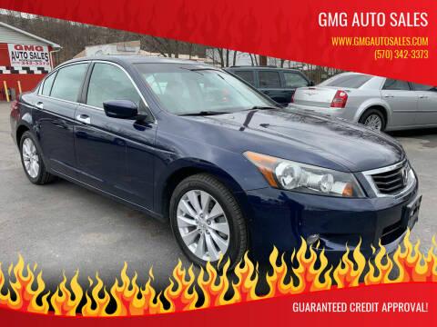 2008 Honda Accord for sale at GMG AUTO SALES in Scranton PA