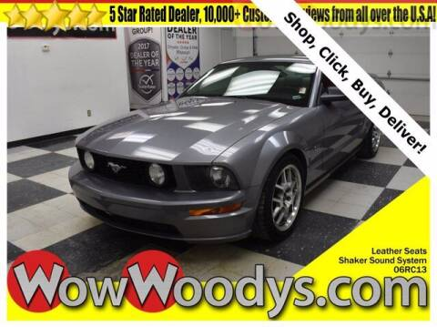 2006 Ford Mustang for sale at WOODY'S AUTOMOTIVE GROUP in Chillicothe MO