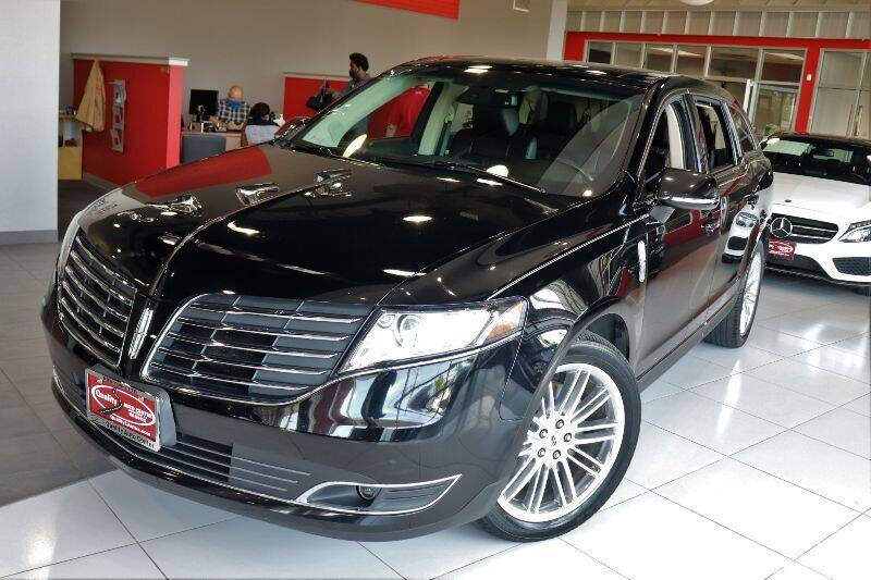 2017 Lincoln MKT for sale at Quality Auto Center of Springfield in Springfield NJ