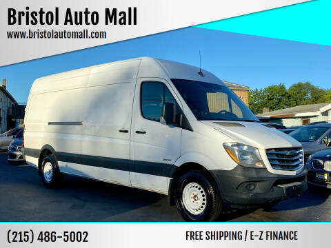 2015 Freightliner Sprinter Cargo for sale at Bristol Auto Mall in Levittown PA