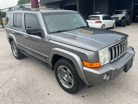 2008 Jeep Commander for sale at Austin Direct Auto Sales in Austin TX