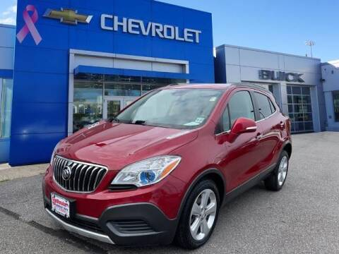 2016 Buick Encore for sale at Bellavia Motors Chevrolet Buick in East Rutherford NJ
