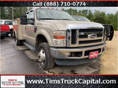 2010 Ford F-350 Super Duty for sale at TTC AUTO OUTLET/TIM'S TRUCK CAPITAL & AUTO SALES INC ANNEX in Epsom NH