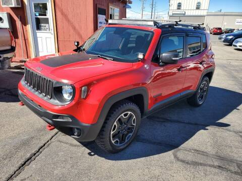 2017 Jeep Renegade for sale at Curtis Auto Sales LLC in Orem UT