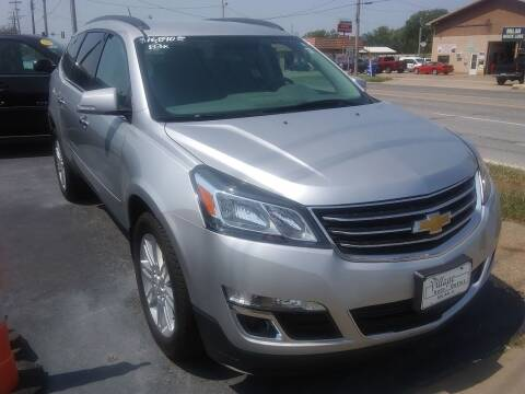 2014 Chevrolet Traverse for sale at Village Auto Outlet in Milan IL