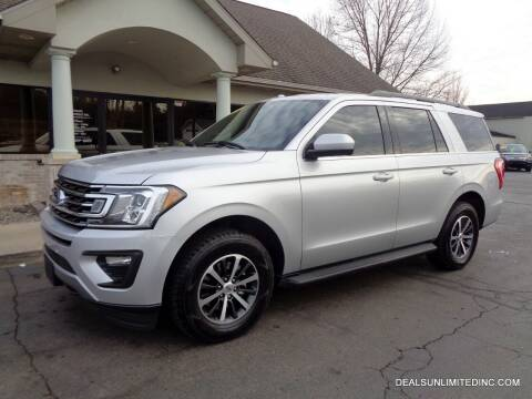 2018 Ford Expedition for sale at DEALS UNLIMITED INC in Portage MI