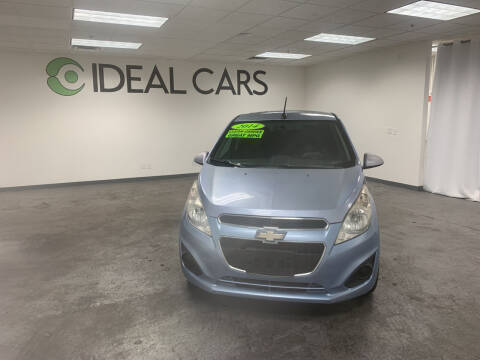 2014 Chevrolet Spark for sale at Ideal Cars Atlas in Mesa AZ