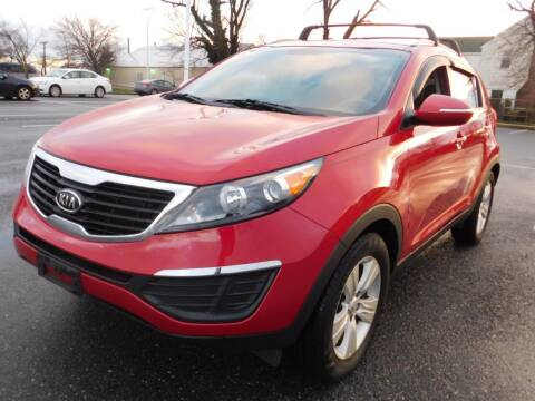 2011 Kia Sportage for sale at AMERICAR INC in Laurel MD