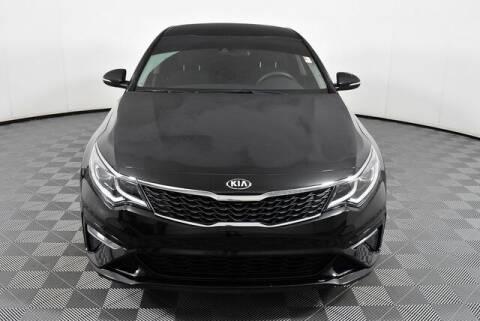 2020 Kia Optima for sale at Southern Auto Solutions-Jim Ellis Hyundai in Marietta GA