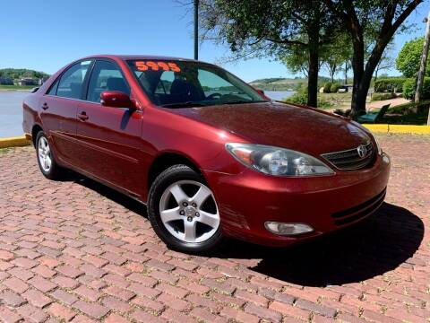 2004 Toyota Camry for sale at PUTNAM AUTO SALES INC in Marietta OH