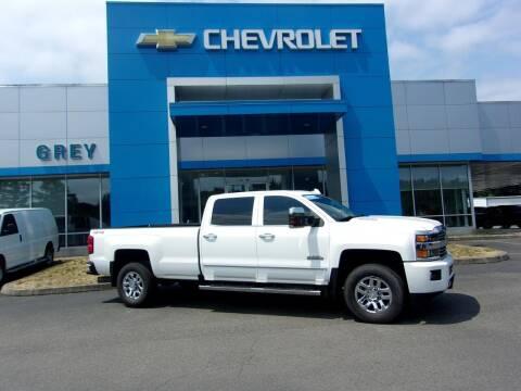 2016 Chevrolet Silverado 3500HD for sale at Grey Chevrolet, Inc. in Port Orchard WA