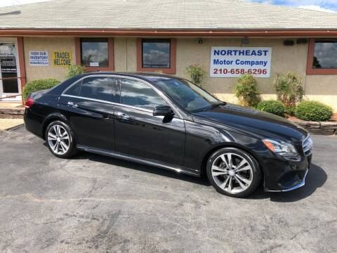 2016 Mercedes-Benz E-Class for sale at Northeast Motor Company in Universal City TX