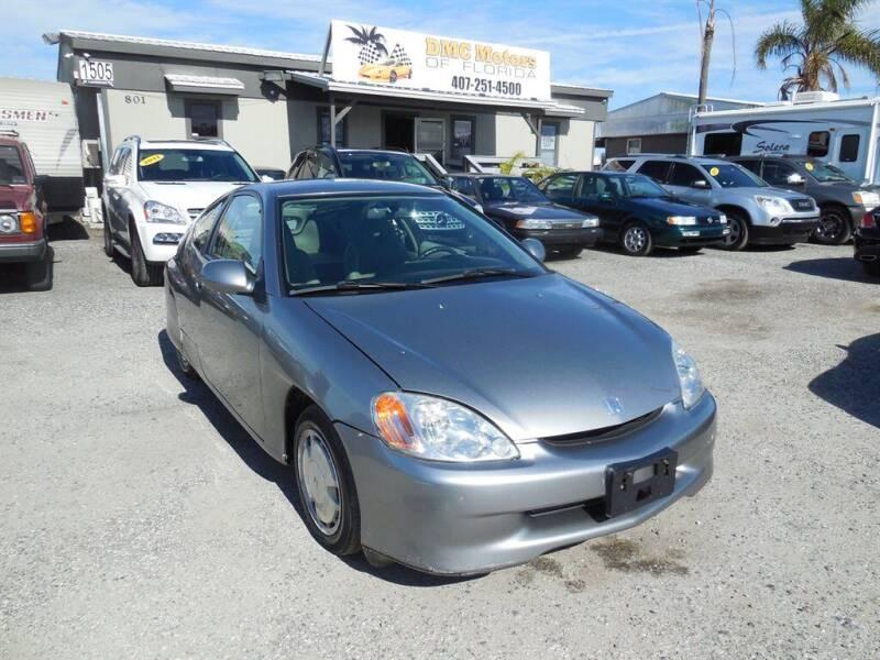 2004 Honda Insight for sale at DMC Motors of Florida in Orlando FL