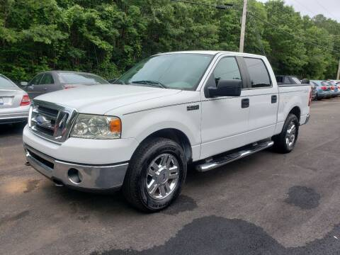 2007 Ford F-150 for sale at GEORGIA AUTO DEALER, LLC in Buford GA