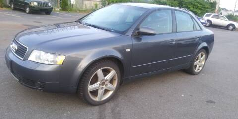 2004 Audi A4 for sale at JG Motors in Worcester MA