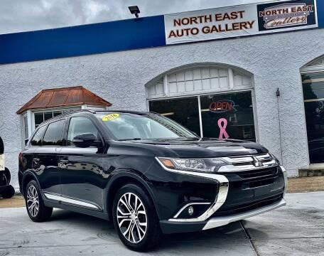 2016 Mitsubishi Outlander for sale at Harborcreek Auto Gallery in Harborcreek PA