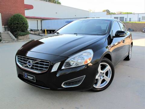 2013 Volvo S60 for sale at Top Rider Motorsports in Marietta GA