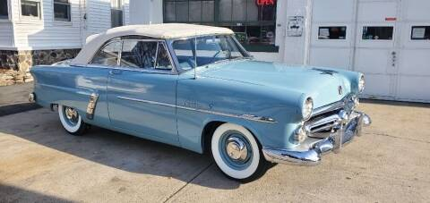 1952 Ford Crestline for sale at Carroll Street Auto in Manchester NH
