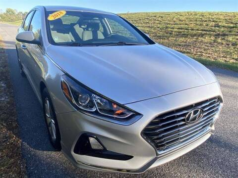 2018 Hyundai Sonata for sale at Mr. Car City in Brentwood MD