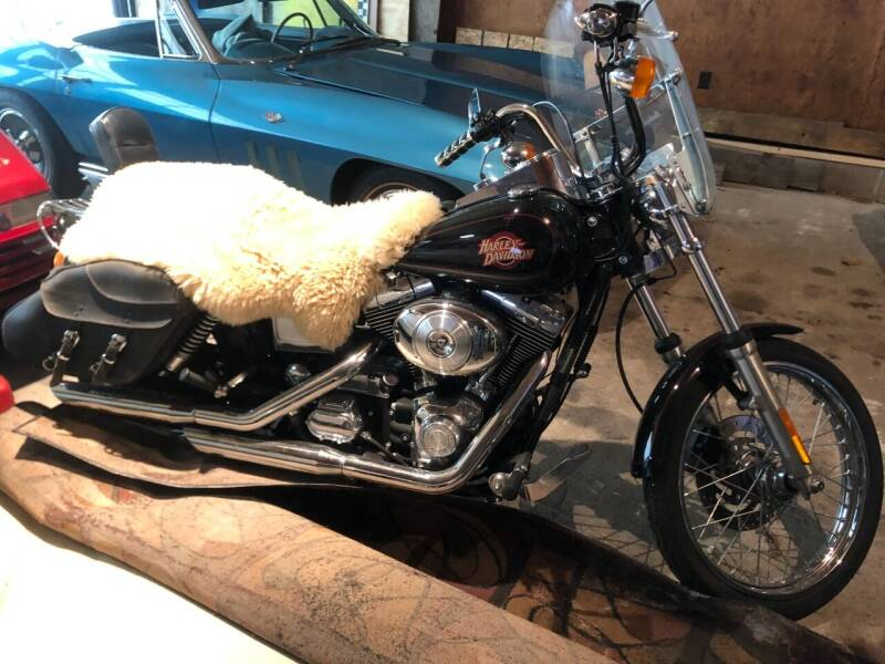 2001 Harley-Davidson DYNA WIDE GLIDE for sale at Wayne Taylor Auto Sales in Detroit Lakes MN