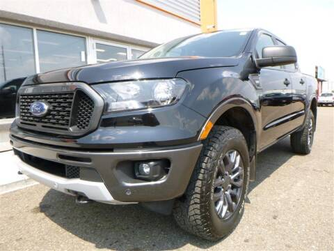 2019 Ford Ranger for sale at Torgerson Auto Center in Bismarck ND