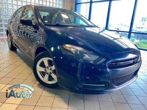 2015 Dodge Dart for sale at iAuto in Cincinnati OH
