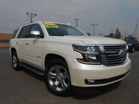 2015 Chevrolet Tahoe for sale at McKenna Motors in Union Gap WA