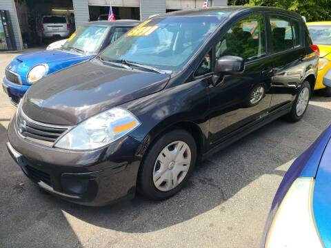 2011 Nissan Versa for sale at Budget Auto Sales & Services in Havre De Grace MD