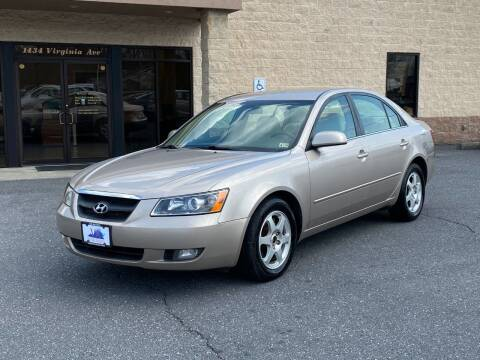 2006 Hyundai Sonata for sale at Va Auto Sales in Harrisonburg VA
