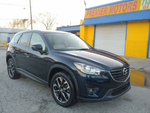 2016 Mazda CX-5 for sale at PREMIER MOTORS OF PEARLAND in Pearland TX
