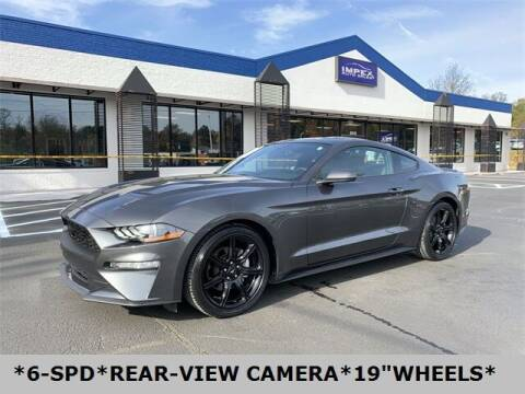2019 Ford Mustang for sale at Impex Auto Sales in Greensboro NC