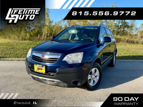 2009 Saturn Vue for sale at Lifetime Auto in Elwood IL