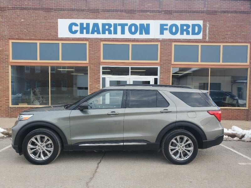 2020 Ford Explorer for sale at Chariton Ford in Chariton IA
