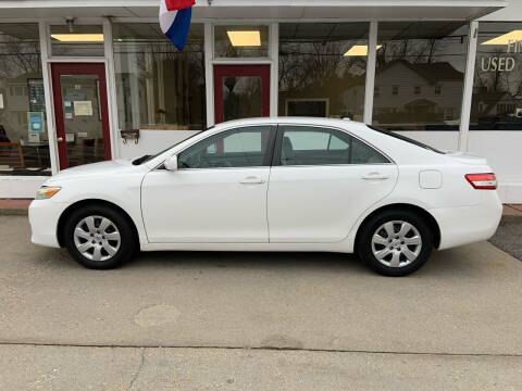 2010 Toyota Camry for sale at O'Connell Motors in Framingham MA