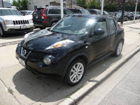 2013 Nissan JUKE for sale at CAR CENTER INC in Chicago IL