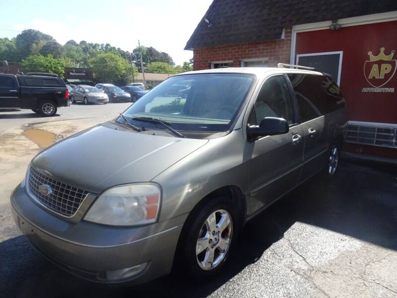 2006 Ford Freestar for sale at AP Automotive in Cary NC
