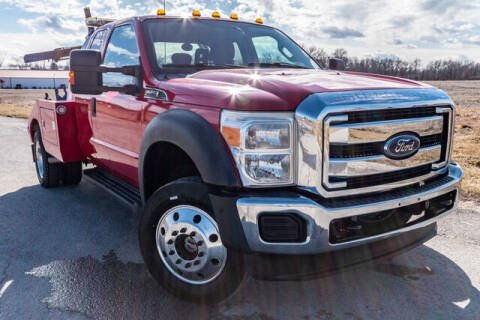 2011 Ford F-450 Super Duty for sale at Fruendly Auto Source in Moscow Mills MO